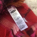 Old Navy Blanket Scarf is being swapped online for free