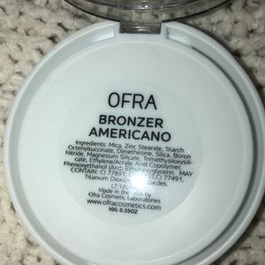 OFRA Bronzer  is being swapped online for free