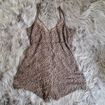 Leopard-print short romper is being swapped online for free