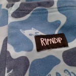 rip n Dip blue camo boy shorts is being swapped online for free