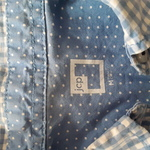 JCPenny Plaid Button-Up is being swapped online for free