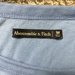 Abercrombie & Fitch Longsleeve Striped shirt is being swapped online for free