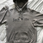 Grey Jack Wills Hoodie XS is being swapped online for free