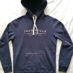 Navy Jack Wills Hoodie XS is being swapped online for free