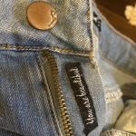 Size 5 - Dollhouse Denim Skirt is being swapped online for free