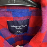 American Eagle Plaid Top is being swapped online for free