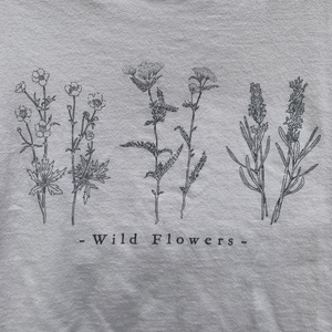 Wild Flowers Cream Crop Top is being swapped online for free