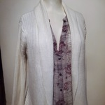 Waterfall Cardigan S/M is being swapped online for free