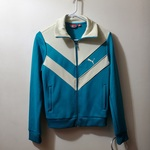 Vintage Puma Jacket  S/M is being swapped online for free