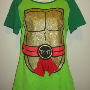 Super Cute ! Womens Ninja Turtles Tee by Nikelodeon is being swapped online for free