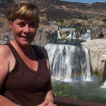 barb is swapping clothes online from weiser, id