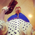 Jasmine N is swapping clothes online from Anaheim, CA
