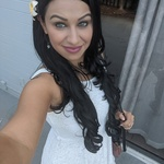mariarosa is swapping clothes online from